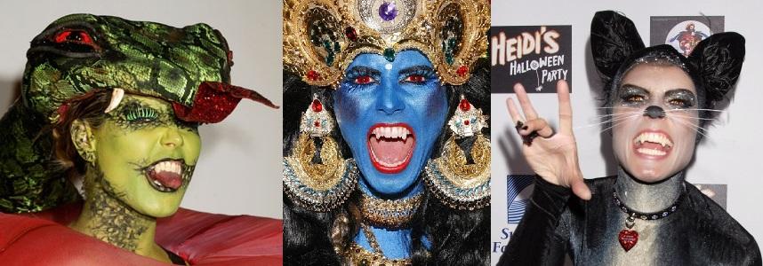 ANNA  Make Up Artist freelance hair and make up - Best Makeup Halloween Costumes